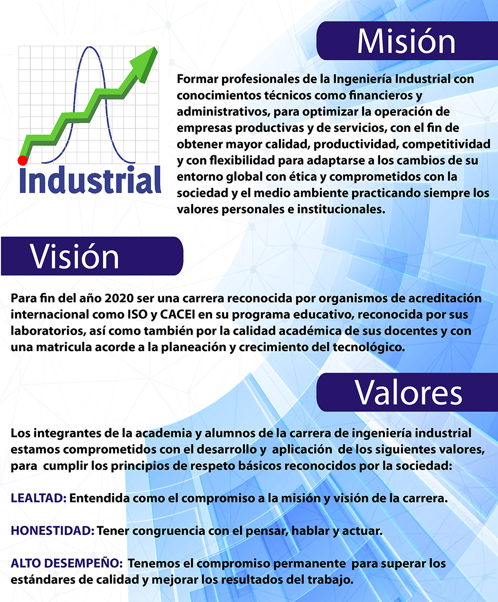 MISION_VISION_VALORES_ING INDUSTRIAL